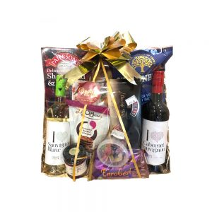 Gold Wine Hamper